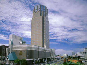 シェラトンホテル札幌(2014年10月1日からホテルエミシア札幌)