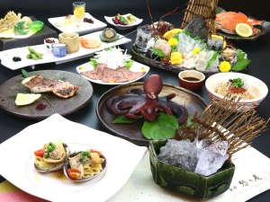 料理◆グレードアップコース