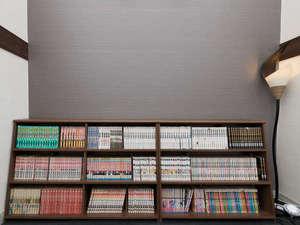 公共スペース:本棚