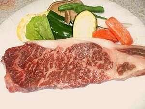 福島牛ステーキ