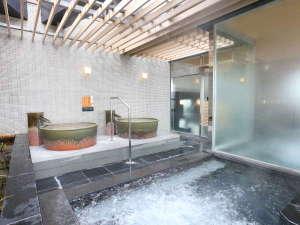 ■大浴場(露天)