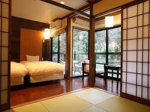 おもと・しゃくなげ琉球畳の和室があるお部屋