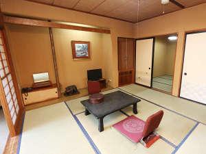 お部屋の写真です。