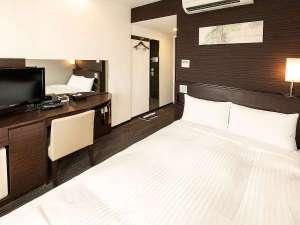 シーリー社製ベッドと個別空調管理で快適なアーバンステイを!