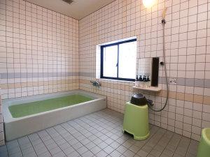 大浴室◆足を伸ばしてごゆっくり。