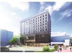 JR東日本ホテルメッツ 五反田(2020年3月26日開業)