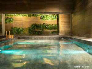 【Natural】男女別天然温泉◆源氏翼の湯◆15時~翌朝9時までお入り頂けます♪※イメージ