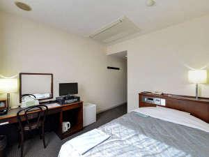 *【部屋/シングル】15平米のシングルルームです。一人旅やビジネス出張に最適です。