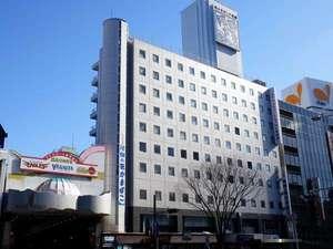 ホテルクラウンヒルズ仙台青葉通り(BBHホテルグループ):写真