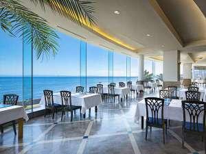 海のみえる レストラン