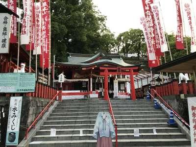 稲荷 神社 城 熊本 熊本城稲荷神社の由来とご利益