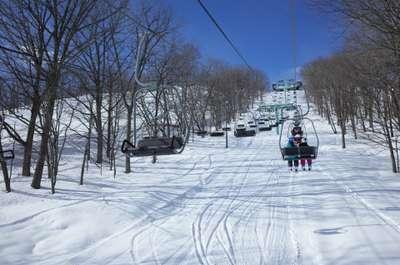 奥 日光 スキー 場