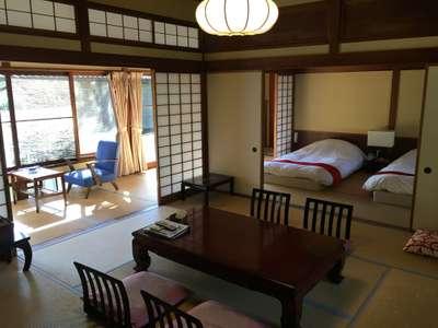 夏目漱石ゆかりの宿