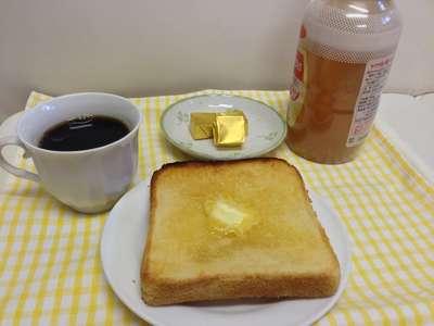 朝 甘い もの