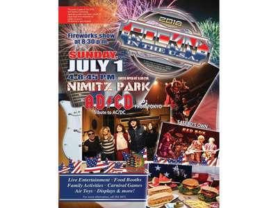 アメリカ独立記念日イベント7月1...