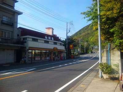 Q.各駅電車で今井浜海岸駅で下車...