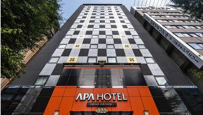 上野 広小路 アパホテル