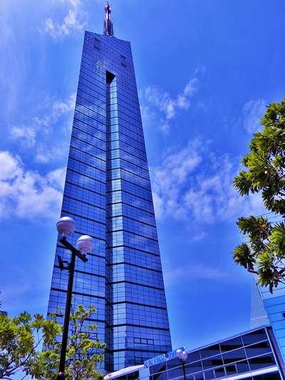 福岡 タワー