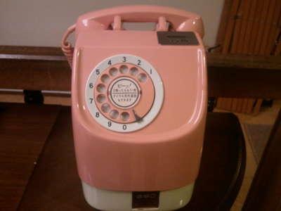 ピンクの電話の画像 p1_4
