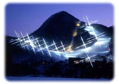 温泉 スキー 場 鉛