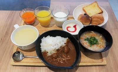 グローバルキャビン横浜中華街の朝食って…?
