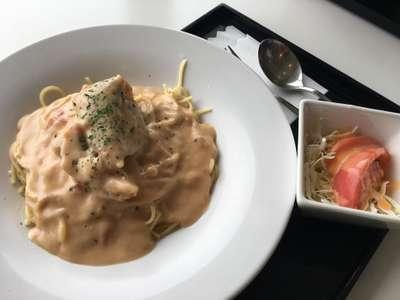 金目鯛のクリームスパゲティ