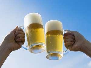 中洲バー 生ビール