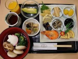 元旦のおせち朝食~/デュークスホテル博多のブログ , 宿泊予約は