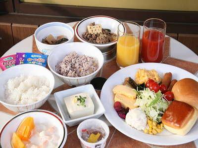 「ハートンホテル北梅田 朝食」の画像検索結果