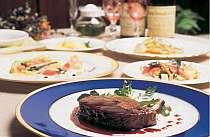 特選福島牛ヒレステーキ。ほかに福島牛サーロインステーキ200gもあります。