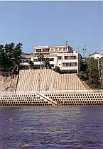 観光旅館かちま荘