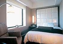 素材が違う、シモンズのベッド。快適な睡眠を