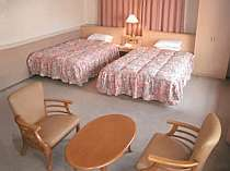 ツインベッドルーム(一例)