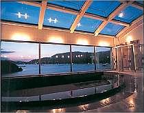 瀬戸内海を見下ろす情緒あふれる展望風呂