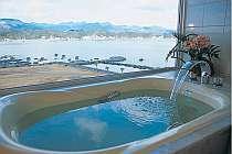 【ワンランク上の花游亭】海を眺望 優雅なバスタイムを・・パノラマ展望風呂付客室