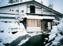 [写真]雪景色も美しい
