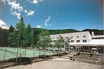 白馬塩の道温泉 白馬スポーツホテルテリー