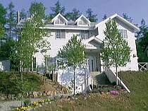 ペンション ホワイトハウス