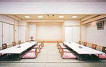 1階の大広間は、多目的に利用いただけるスペース
