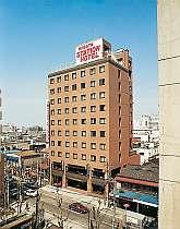 JR新潟駅のそば。ビジネスや観光の拠点に便利なホテル