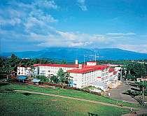 女神湖 白樺高原ホテル(池の平ホテル 別館)