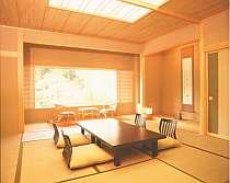 【スタンダード客室】清潔感ある落ち着いた雰囲気の和風客室