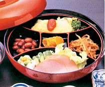 【南都大椀盛り:朝食】大椀+味噌汁+ご飯でボリューム満点!朝から健康的に。