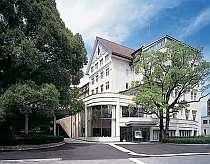 1926年に創業の伝統ある、宝塚ホテル