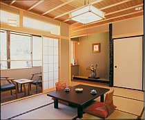 和室7.5畳&縁側(冷暖房・ウォシュレット付)