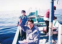 3つ得する、家族で釣り体験!