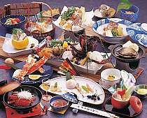 スペシャルコースのお料理一例
