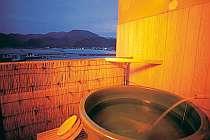 全2室海一望の露天付き客室で日本海の絶景をひとりじめ