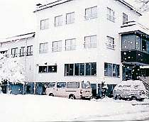 石打丸山スキー場前 林徳旅館