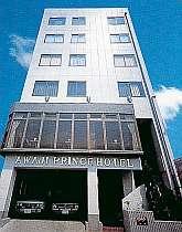 ビジネス、観光の拠点に便利なホテルです